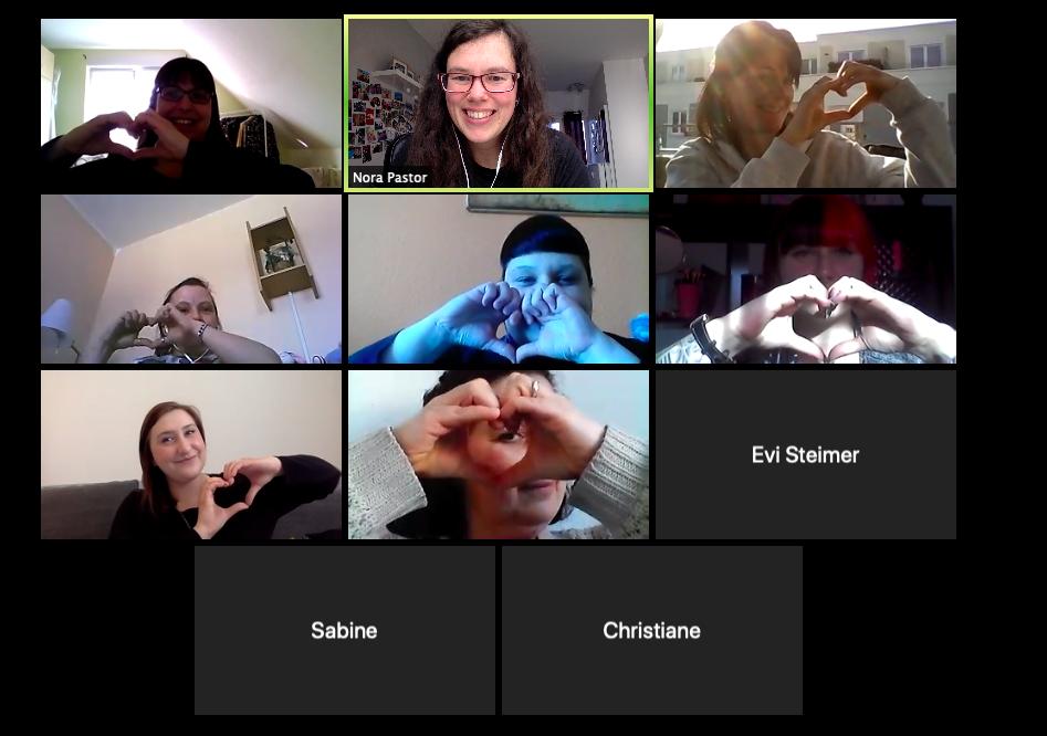 Lernen im virtuellen Klassenzimmer
